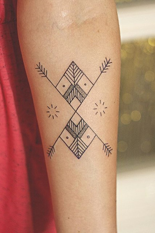 Easy Henna Tattoo Forearm: 100 Striking Henna Tattoos Design For Girls