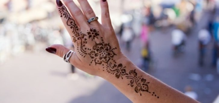 de7022133 100 Striking Henna Tattoos Design for Girls