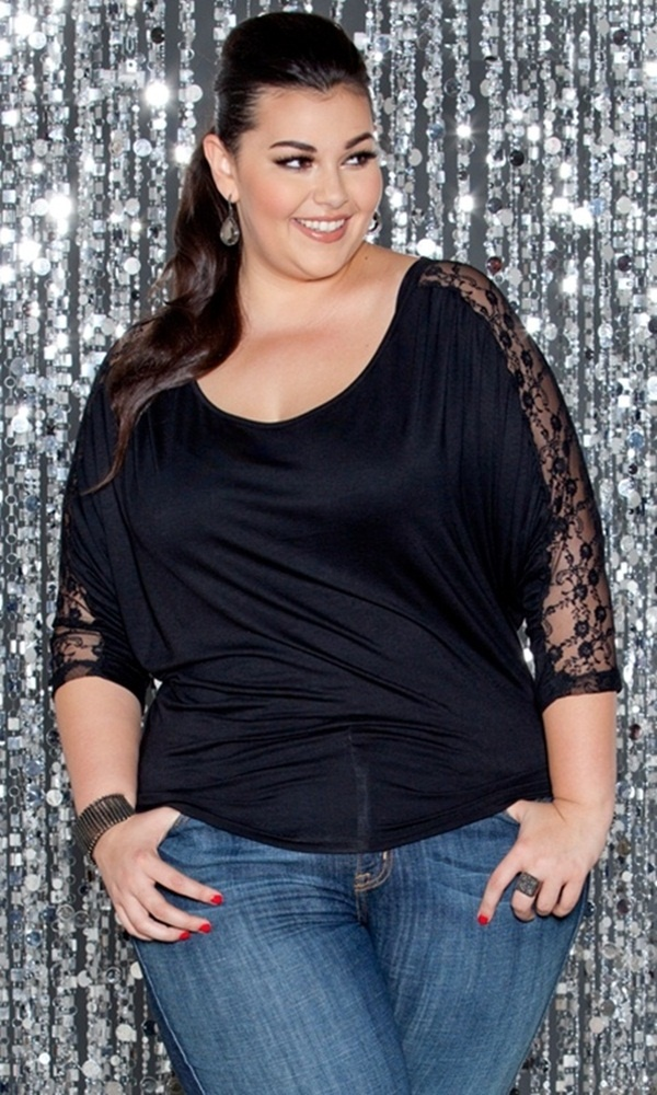 sexy plus size girls (65)