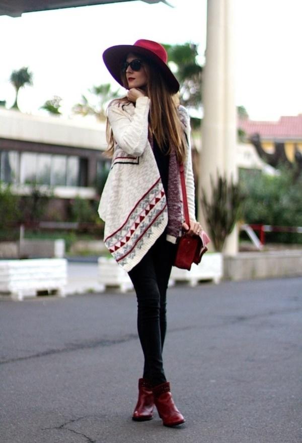 100 Boho Chic Fashions Outfits For Girls 81b5b60cdf08