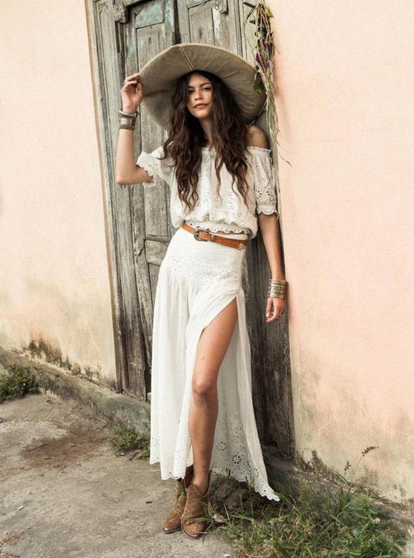 Favoriete 100 Boho Chic Fashions Outfits For Girls #DL71