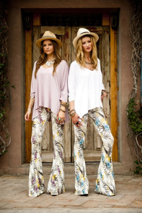 Vaak 100 Boho Chic Fashions Outfits For Girls #XD92