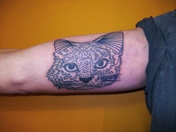 cat tattoo designs (11)