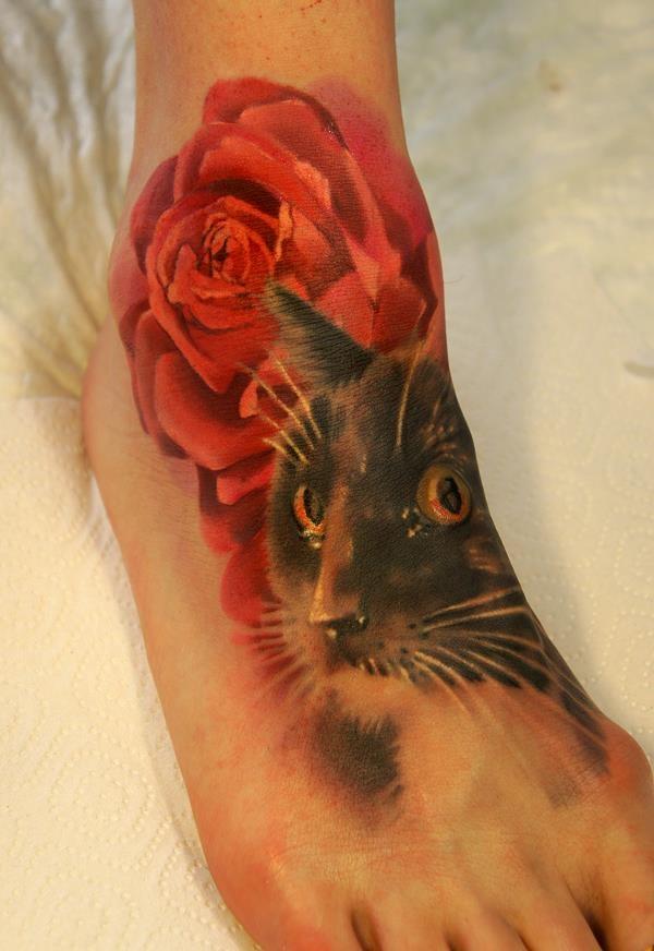 cat tattoo designs (14)