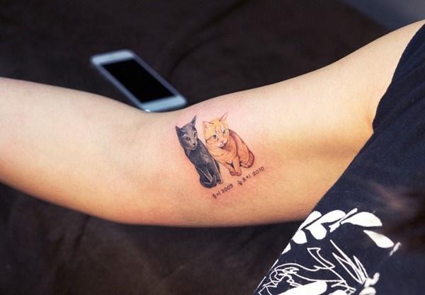 cat tattoo designs (18)