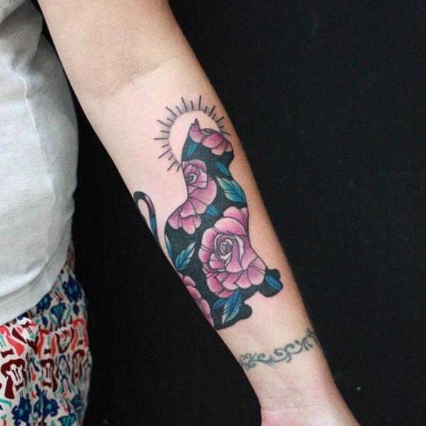 cat tattoo designs (22)