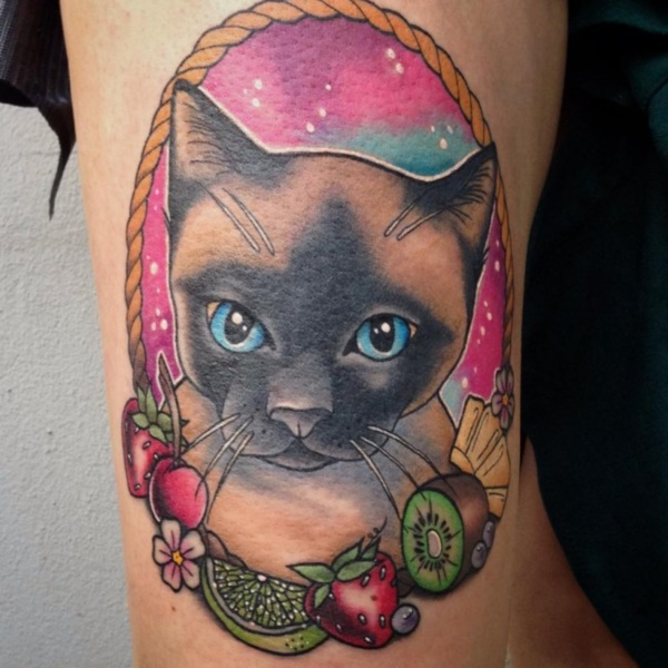 cat tattoo designs (25)