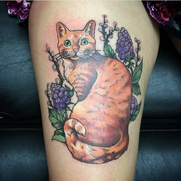 cat tattoo designs (28)