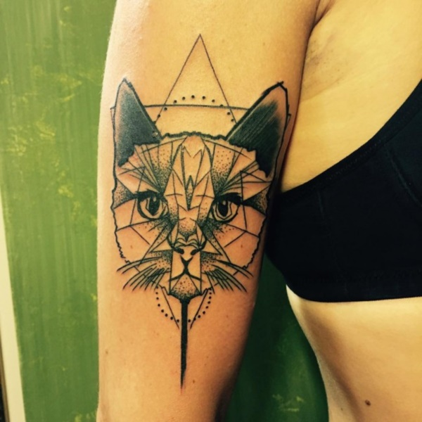 cat tattoo designs (29)