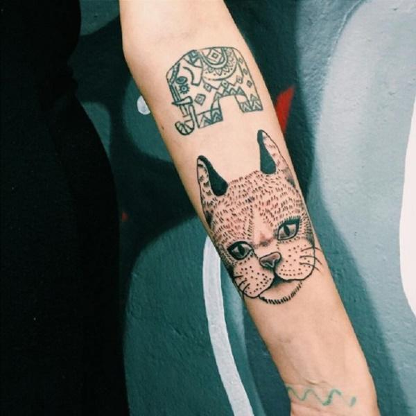 cat tattoo designs (32)