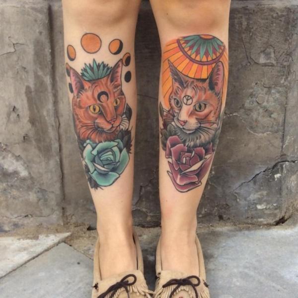 cat tattoo designs (34)