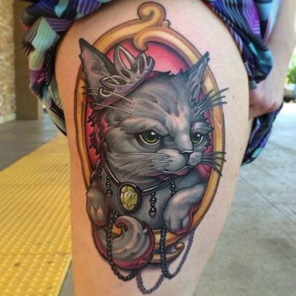 cat tattoo designs (41)