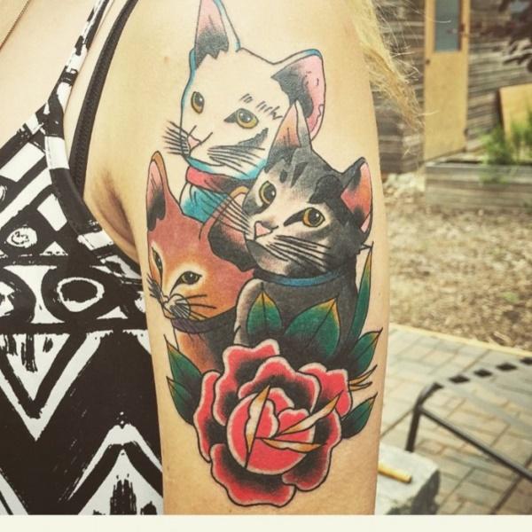 cat tattoo designs (47)