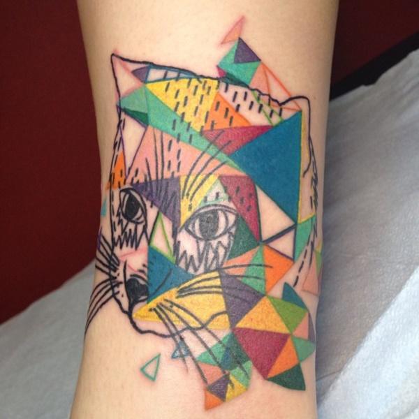 cat tattoo designs (51)