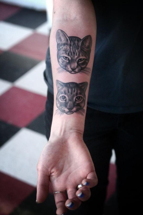 cat tattoo designs (55)