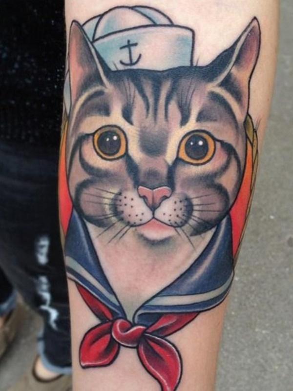 cat tattoo designs (62)