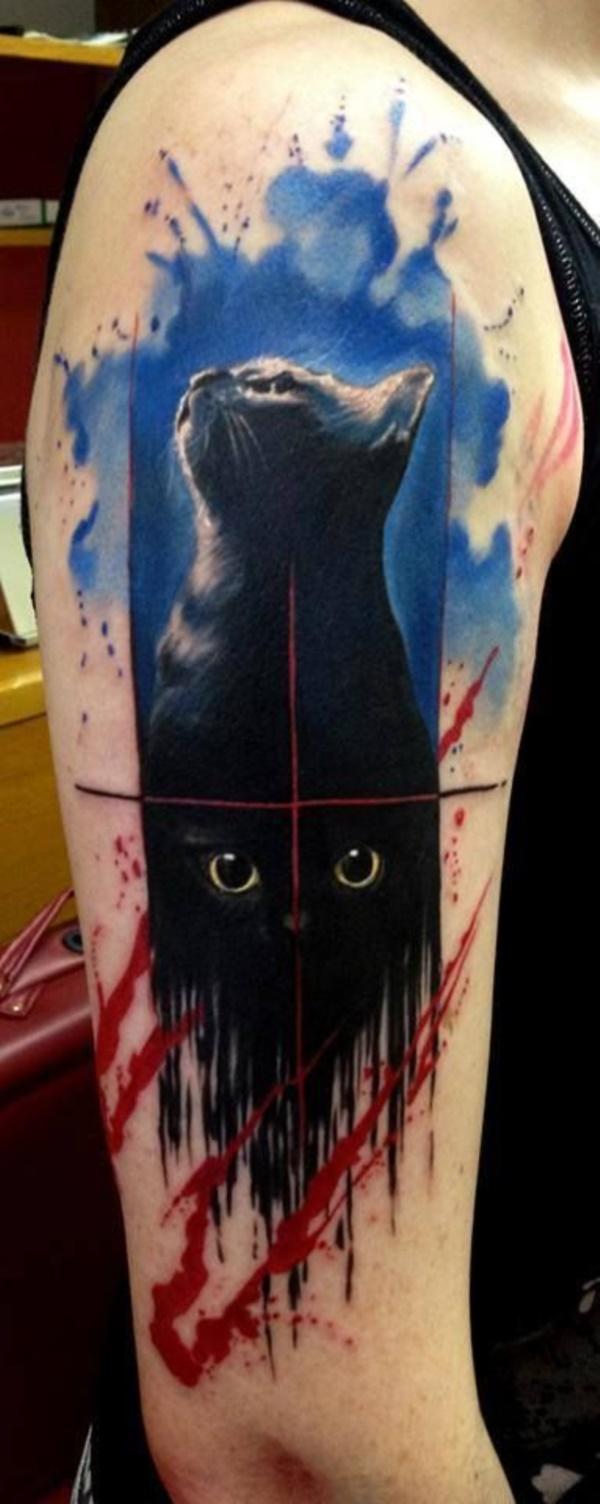 cat tattoo designs (72)