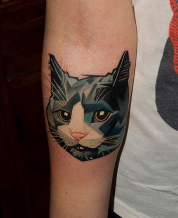 cat tattoo designs (74)