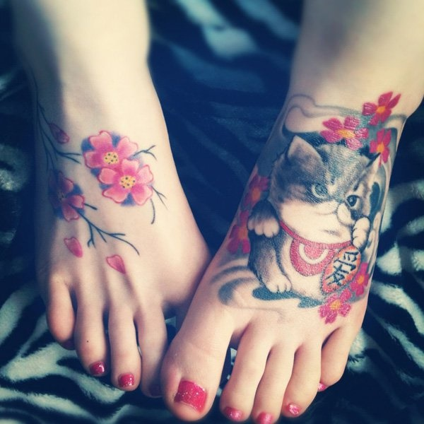 cat tattoo designs (76)