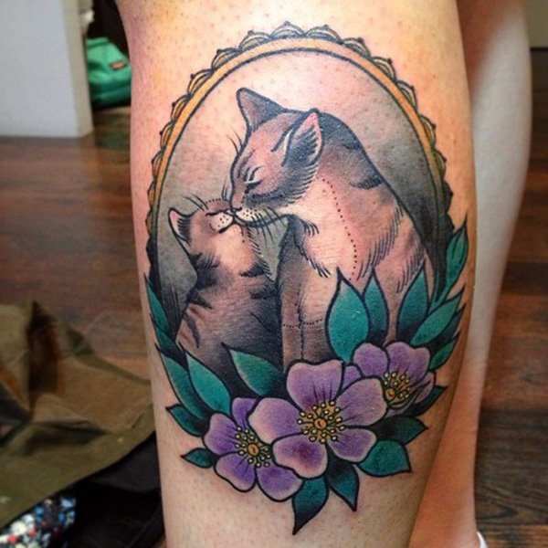 cat tattoo designs (84)
