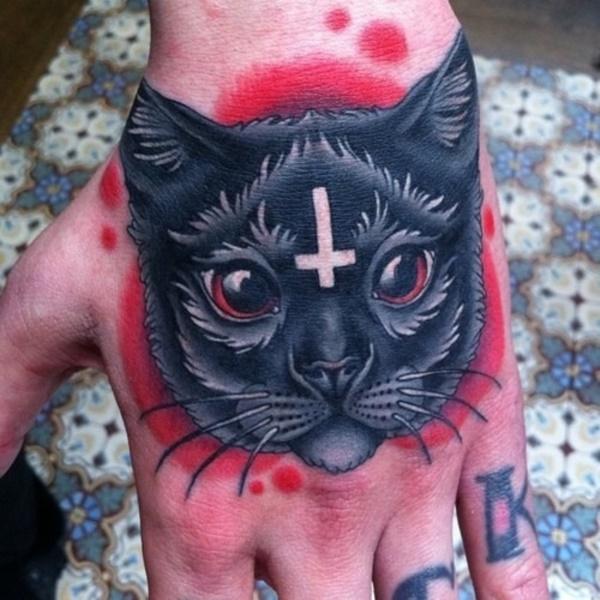cat tattoo designs (88)