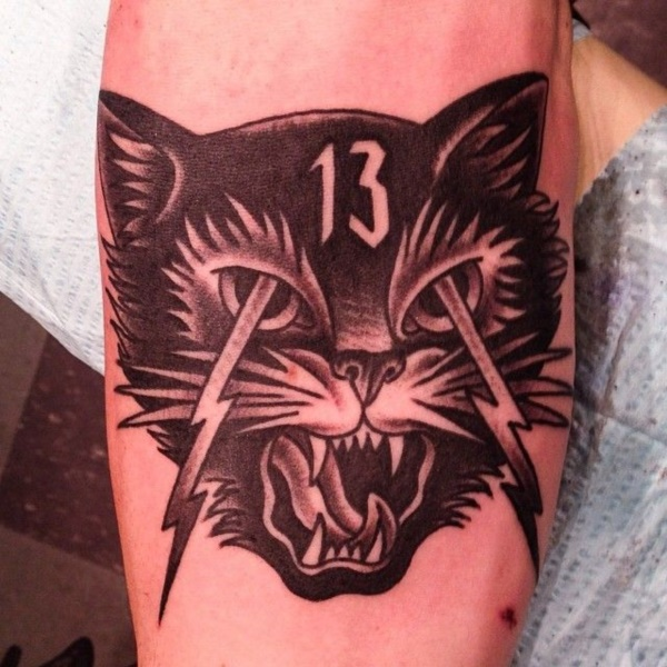 cat tattoo designs (9)