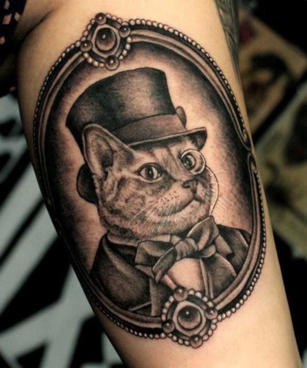 cat tattoo designs (91)