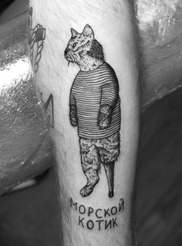 cat tattoo designs (92)