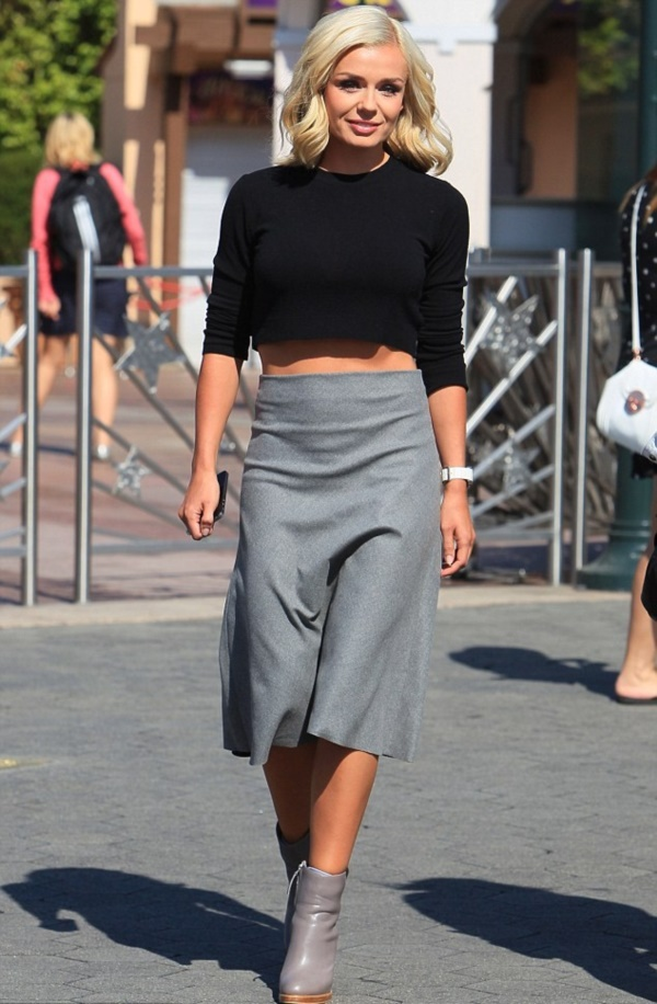 grey skirt outfit (11)
