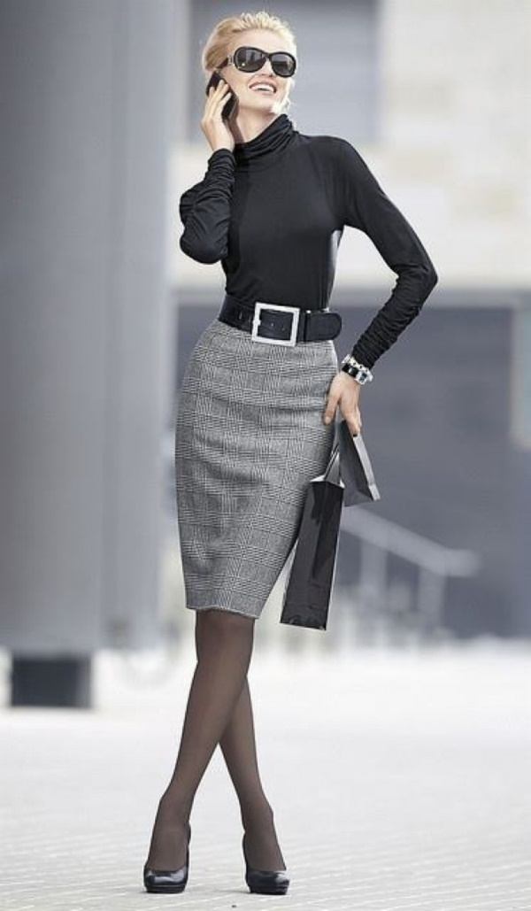 grey skirt outfit (32)