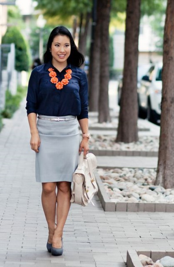 grey skirt outfit (34)