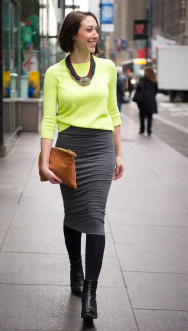 grey skirt outfit (56)