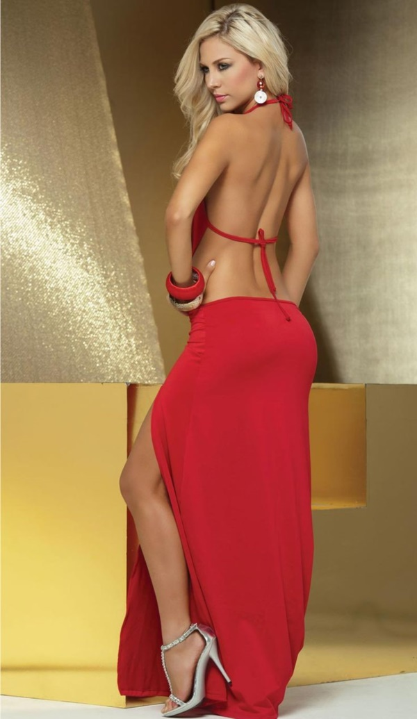 sexy backless dresses0231