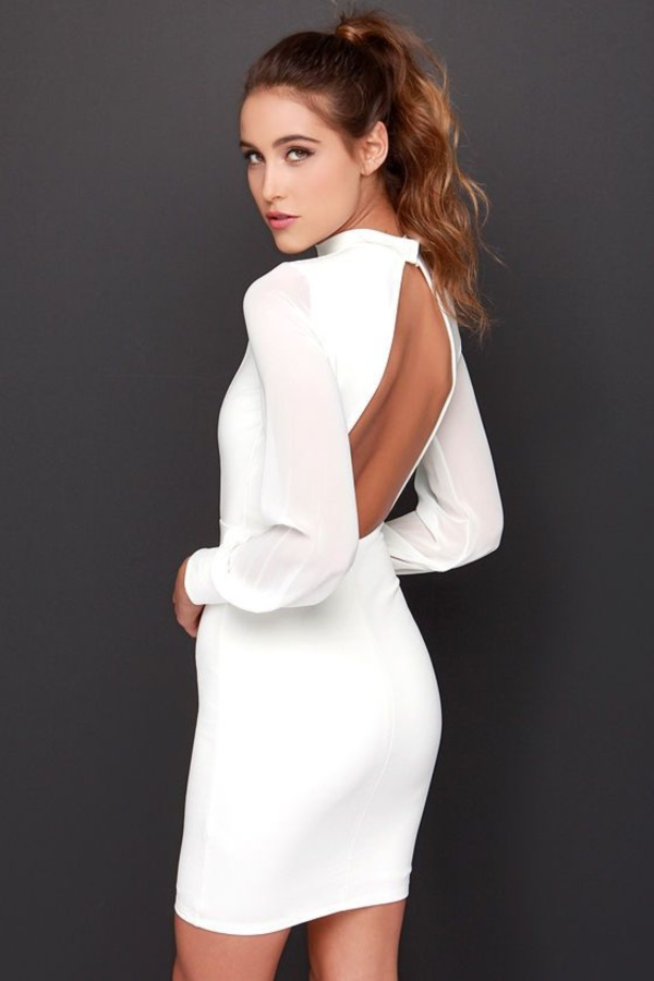 sexy backless dresses0501