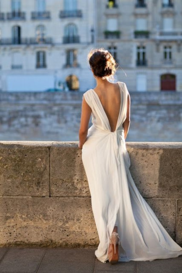 sexy backless dresses0571