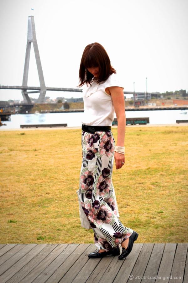 black floral pants outfits (16)