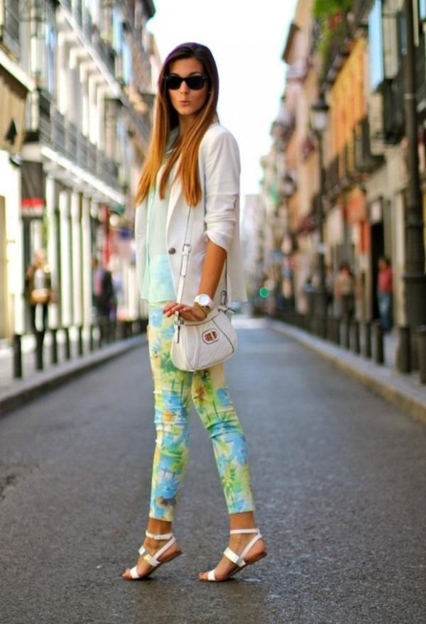 black floral pants outfits (32)