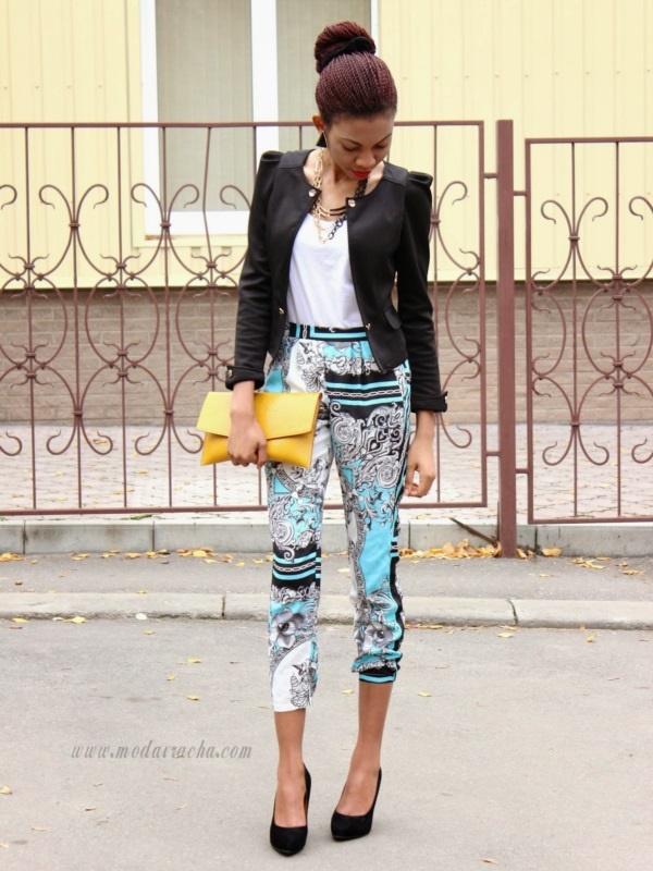 black floral pants outfits (60)