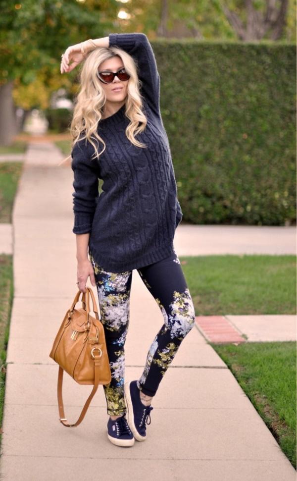 black floral pants outfits (77)