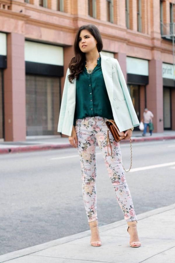 black floral pants outfits (79)
