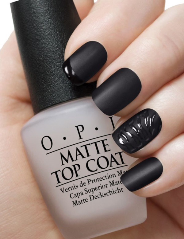 black nail arts (103)