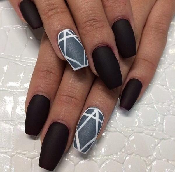 black nail arts (18)