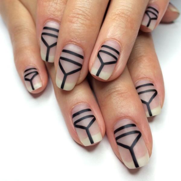 black nail arts (3)