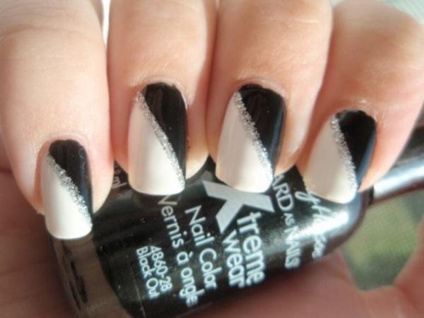 black nail arts (67)