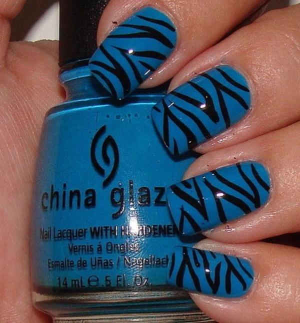 black nail arts (97)