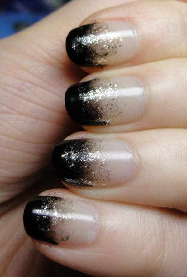 black nail arts (99)
