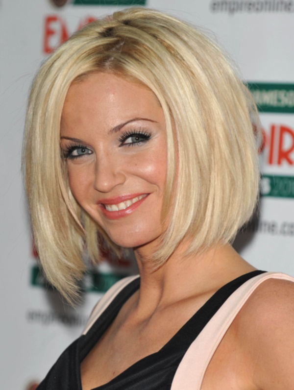 03/28/2010 - Sarah Harding - Jameson Empire Awards 2010 - Arrivals - Grosvenor House Hotel - Mayfair, London, UK - Keywords: Girls Aloud, black and tan dress, blonde Pageboy hairstyle - 0 - - Photo Credit: Solarpix / PR Photos - Contact (1-866-551-7827)