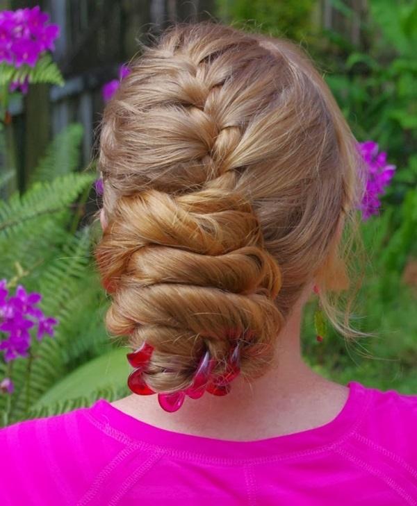 cute braided hairstyles (50)
