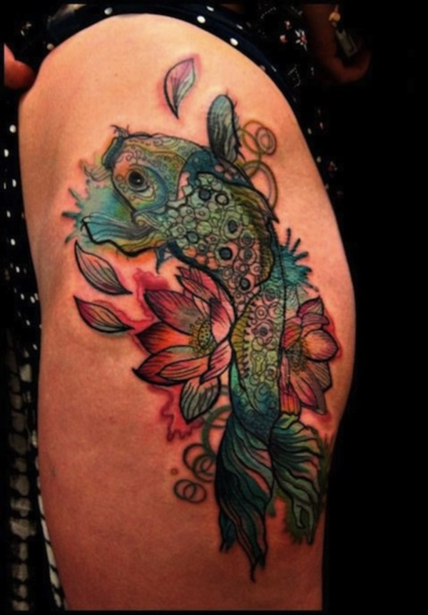 fish tattoos designs (59)
