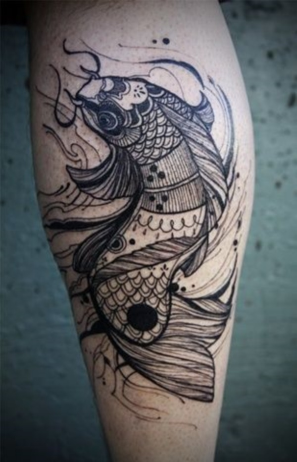 fish tattoos designs (82)